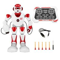 RC Robot Smart Intelligent Alpha Programming Humanoid RC Robot Toys K2 Demo Singing Dancing Robot Kid Toy Robots