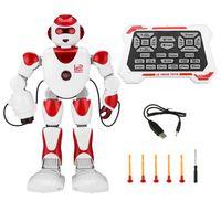 RC Robot Smart Intelligent Alpha Programming Humanoid RC Robot Toys K2 Demo Singing Dancing Robot Kid Toy Robots