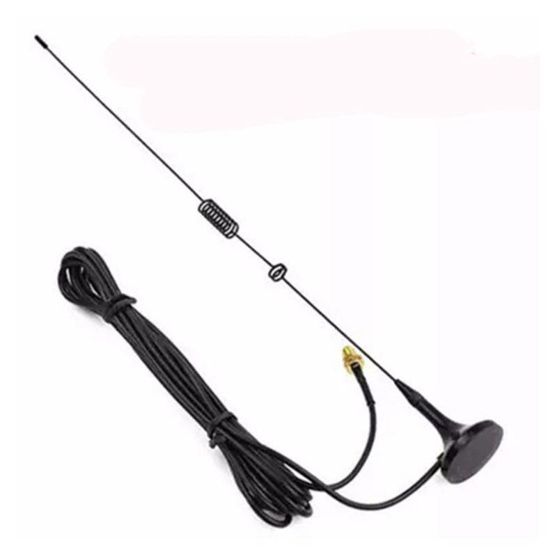 UT-106UV Walkie Talkie Antenna DIAMOND SMA-F UT106 For HAM Radio BAOFENG UV-5R BF-888S UV-82 UV-5RE Long Antenna
