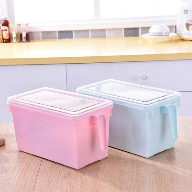 Vegetables Storage Containers Adeeing plastic kitchen airtight seals food fruit vegetables adeeing plastic kitchen airtight seals food fruit vegetables refrigerator storage containers with lids workwithnaturefo