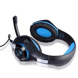 Image 5 - Beexcellent Casque de jeu stéréo Casque de jeu stéréo basse profonde Casque avec micro lumière LED pour PS4 téléphone PC portable Gamer