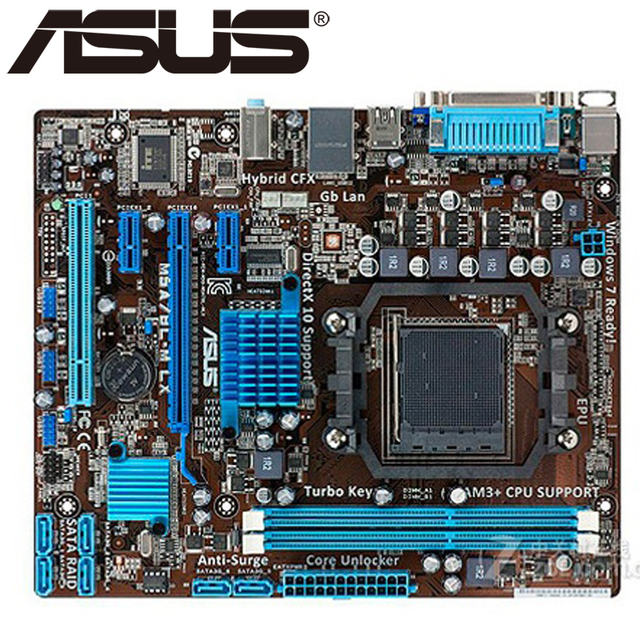 ASUS M5A78L-M LX AFUDOS DRIVERS FOR PC
