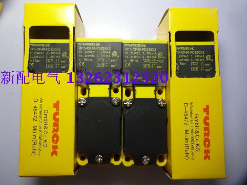 BI15-CP40-FDZ30X2 Proximity Switch Sensor New High-Quality  Warranty for One Year