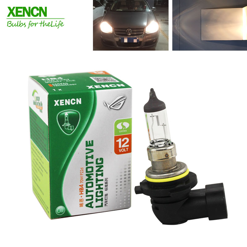 XENCN HB4 9006 12V 70W 3200K Clear Serie Car Headlight High Quality Halogen Bulb Auto Fog Lamp for ford focus corolla accord BMW xencn h7 px26d 12v 100w 3200k clear series off road standard car headlight halogen bulb uv quartz brand auto lamp for mazda cx 5