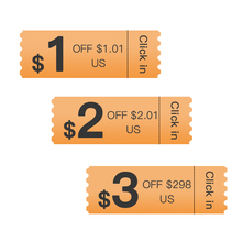 Do not Make the order ONlY,this is only the website page to tell you how to Get coupons! only page 6