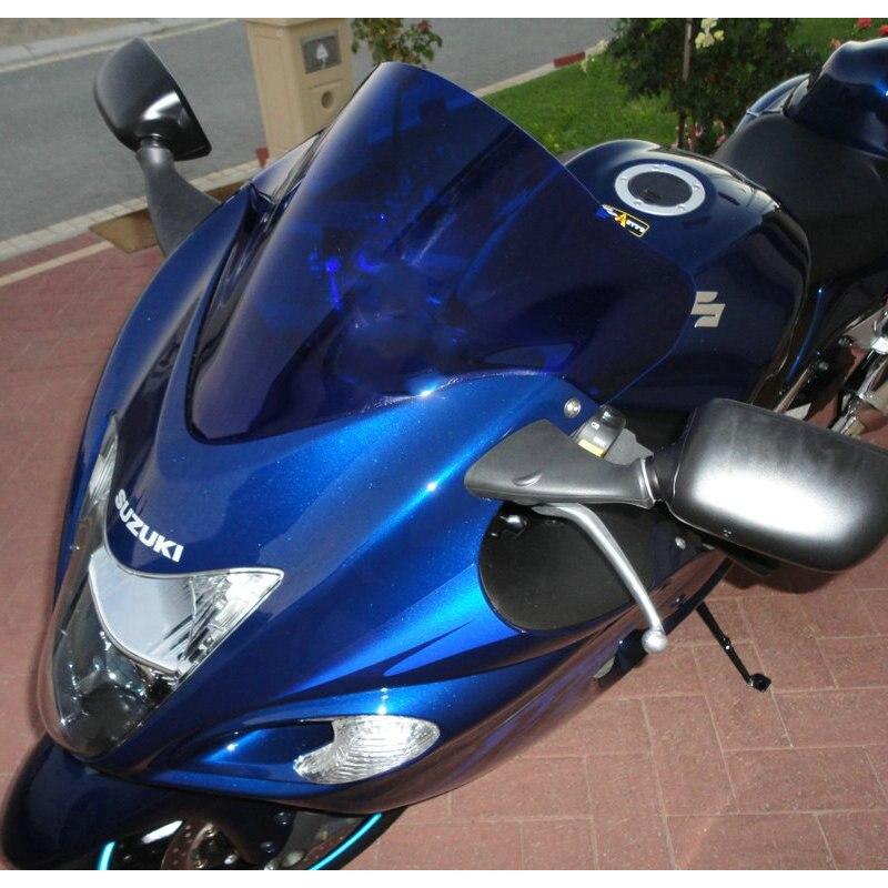 Дефлекторы для ветрового стекла мотоцикла, экран ветрового стекла для Suzuki GSX1300R GSXR GSX 1300 R Hayabusa 2015 2016 2017