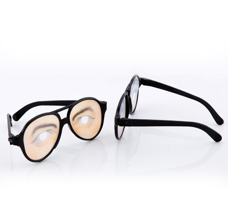 1 Pcs/set New Hot Sale Funny Glasses Frame Eyes Frames Mischief Gag ...