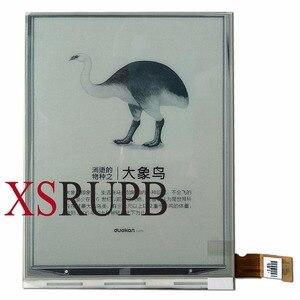 Новый оригинальный ЖК-экран для электронной книги PocketBook 614 для Sony PRS-T1/PRS-T2 электронная книга, замена дисплея