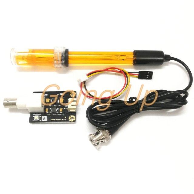 SEN0165 Zwaartekracht Serie Analoge ORP Meter Redox Potentiometer Water Kwaliteit Detectie