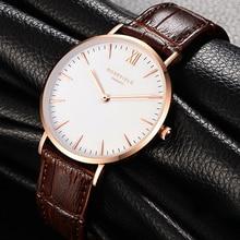 Ultra Thin Luxury Watch For Men Women