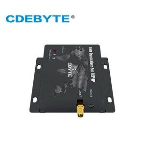 Image 4 - E90 DTU (900SL30 ETH) RJ45 Ethernet חדש לורה SX1262 30dBm 1W 915MHz TCP UDP יציאה טורית אלחוטי משדר מודם