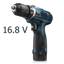 16.8V LED Cordless Drill Screwdriver Multifunction Battery Screwdriver Electric Screwdriver rechargeable Screwdriver Power Tool