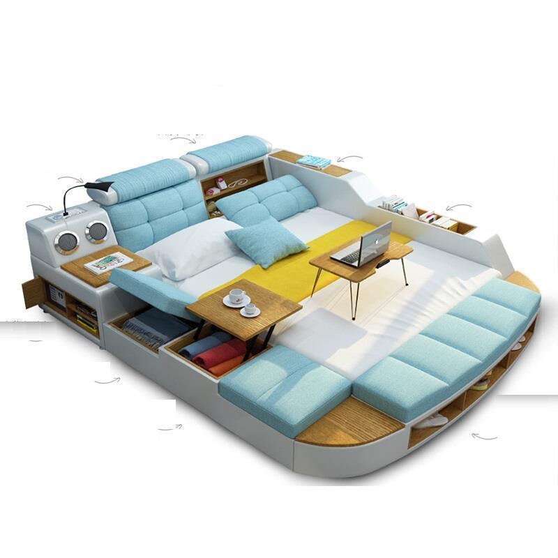 Matrimoniale Ranza Home Room Meble Matrimonio Meuble Maison Set Modern Cama Moderna Mueble De Dormitorio bedroom Furniture Bed
