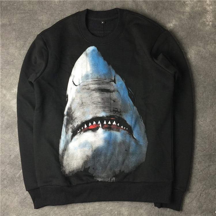 Autumn winter clothing trend new animal print Sweatshirts O neck fleece long men women lovers wear