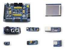 STM32 Борту STM32F103CBT6 STM32F103 STM32 ARM Cortex-M3 Развития Борту Комплект + 2.2 »Сенсорный ЖК-Экран = Open103C Пакет