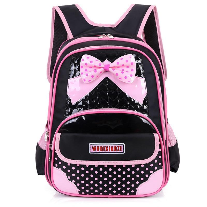 New Children School Bags For Girls Orthopedic kids Backpack Primary School Backpacks schoolbag satchel Mochila Infantil Zip