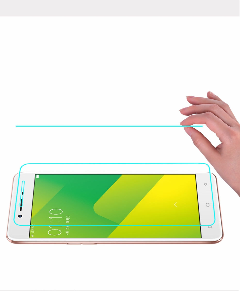High Quality Tempered Glass Screen Protector Toughened Membrane For My User Oppo F1 Plus Clear F1s R9plus R9s R9splus R7 R7s A37 A39 A53 A57 In Phone Protectors