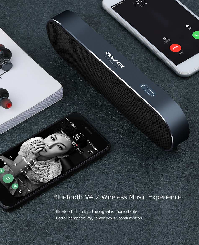 AWEI Y220 Bluetooth Speaker