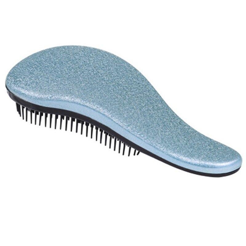 Magic Detangling Hair Brush Comb Professional Massage Hair Comb - Hårvård och styling - Foto 4