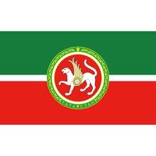 90*150cm 60*90cm Polyester Tatarstan Flag 3X5FT 90x150cm For Home Office Party Bar Banner огромный российский флаг 3x5ft 90x150cm из россии