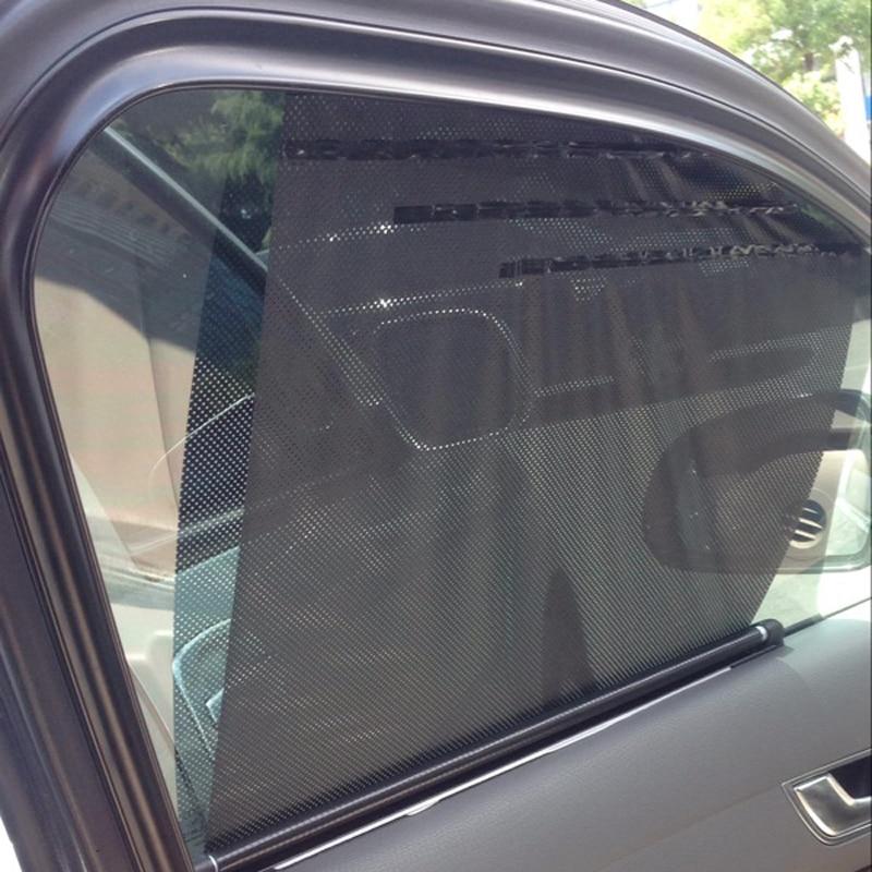 Neue Universal Auto Sonnencreme Auto Vorhang Fenster Auto Auto Vorhang Seite Fenster Auto Sonnenschutz Fenster Vorhang 65*59*55 cm