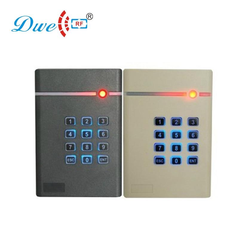 DWE CC RF 125khz wiegand ip65 keypad passport reader for access control dwe cc rf 125khz wiegand ip65 keypad passport reader for access control