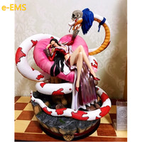 Anime ONE PIECE Seven Warlords Of The Sea Boa Hancock GK Resin Statue Action Figure Collection Model Toy G2597
