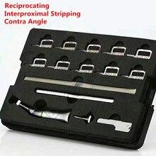 Бесплатная доставка, наконечник для стоматологических наконечников с углом 4:1, интерпроксимальные полоски, Сабельная B
