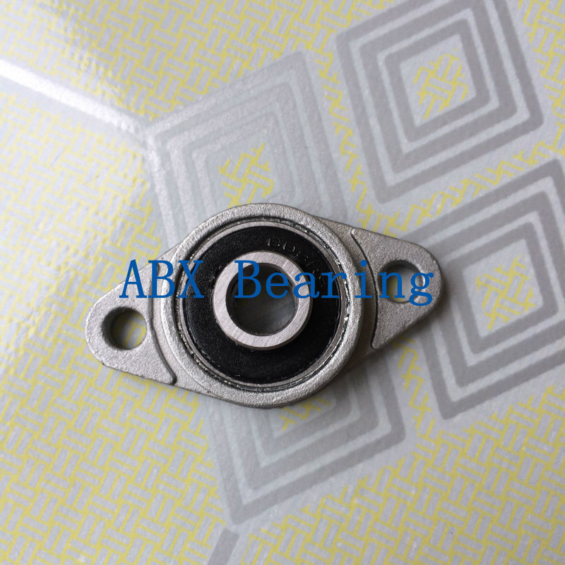 KFL08 pillow block ball bearing 8mm Zinc Alloy Miniature Bearings 1pcs kfl006 12mm pillow block bearing flange block bearing cnc parts bearings for machinery equipment