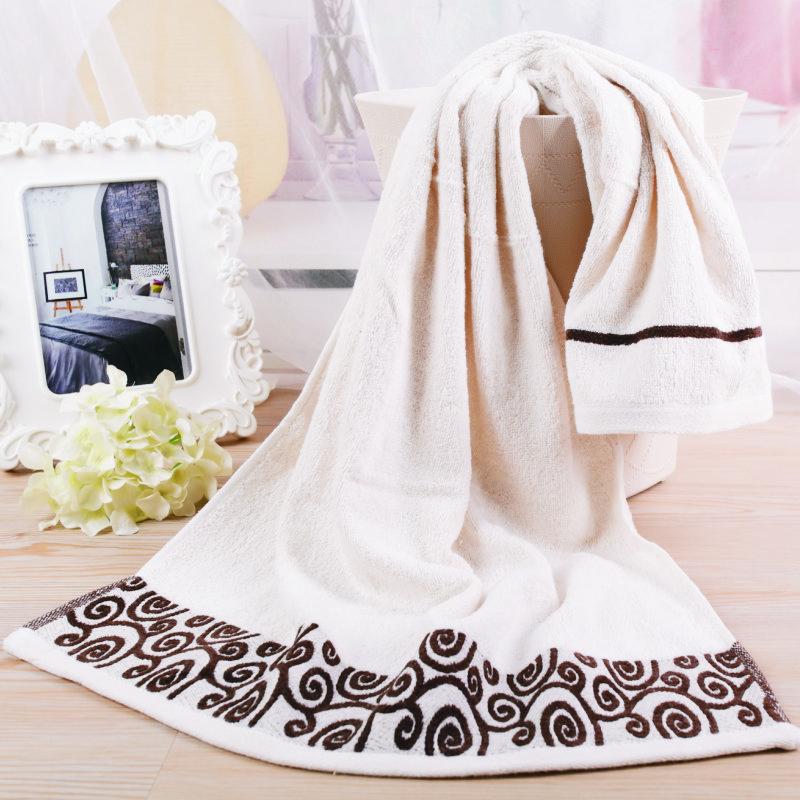fantasia cotone asciugamani da bagno per adulti 70130 cm grande lusso di alta