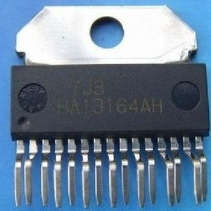 HA13166H HA13166 audio regulat