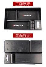 Подлокотник ящик для хранения Контейнер держатель лоток для Lexus NX nx300h nx200t 2015 2016 автомобилей Организатор Интимные аксессуары стайлинга автомобилей