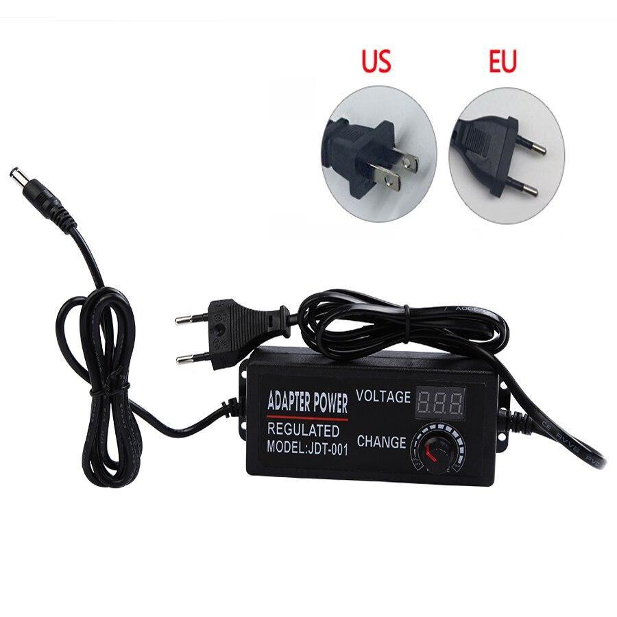 Adjustable AC To DC 3V 9V 12V 24V Universal Power Adapter Supply Display Screen Power Switching Charger Adatper 3 9 12 24 V VoltAdjustable AC To DC 3V 9V 12V 24V Universal Power Adapter Supply Display Screen Power Switching Charger Adatper 3 9 12 24 V Volt