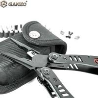 3pcs Lot Ganzo G302B Tungsten Exchangeable Blade Cutter Tools Folding EDC Hand Tool Knife Multi Plier