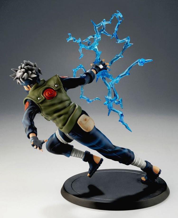 Naruto Kakashi Action Figure 2
