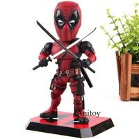 Mutation Arts Marvel Infinity War Deadpool Toys Figure PVC Deadpool Super Hero Collection Model Toys for Boys