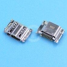 2 個オリジナルミニマイクロ USB 充電ポート電源ジャックサムスンギャラクシー S3 i9300 I9305 USB コネクタマイクロ USB ソケット 11pin