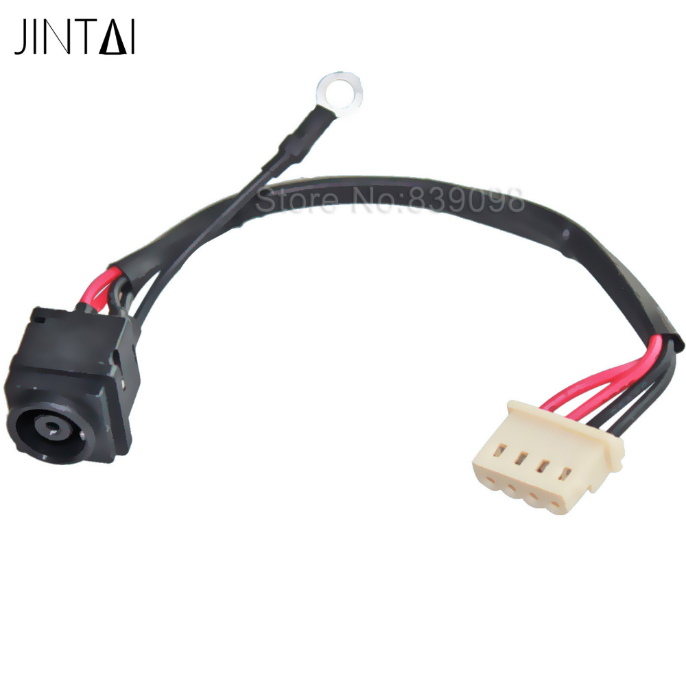 PCG-71811L DC Power Jack In w// Cable Harness Sony Vaio PCG-71912L