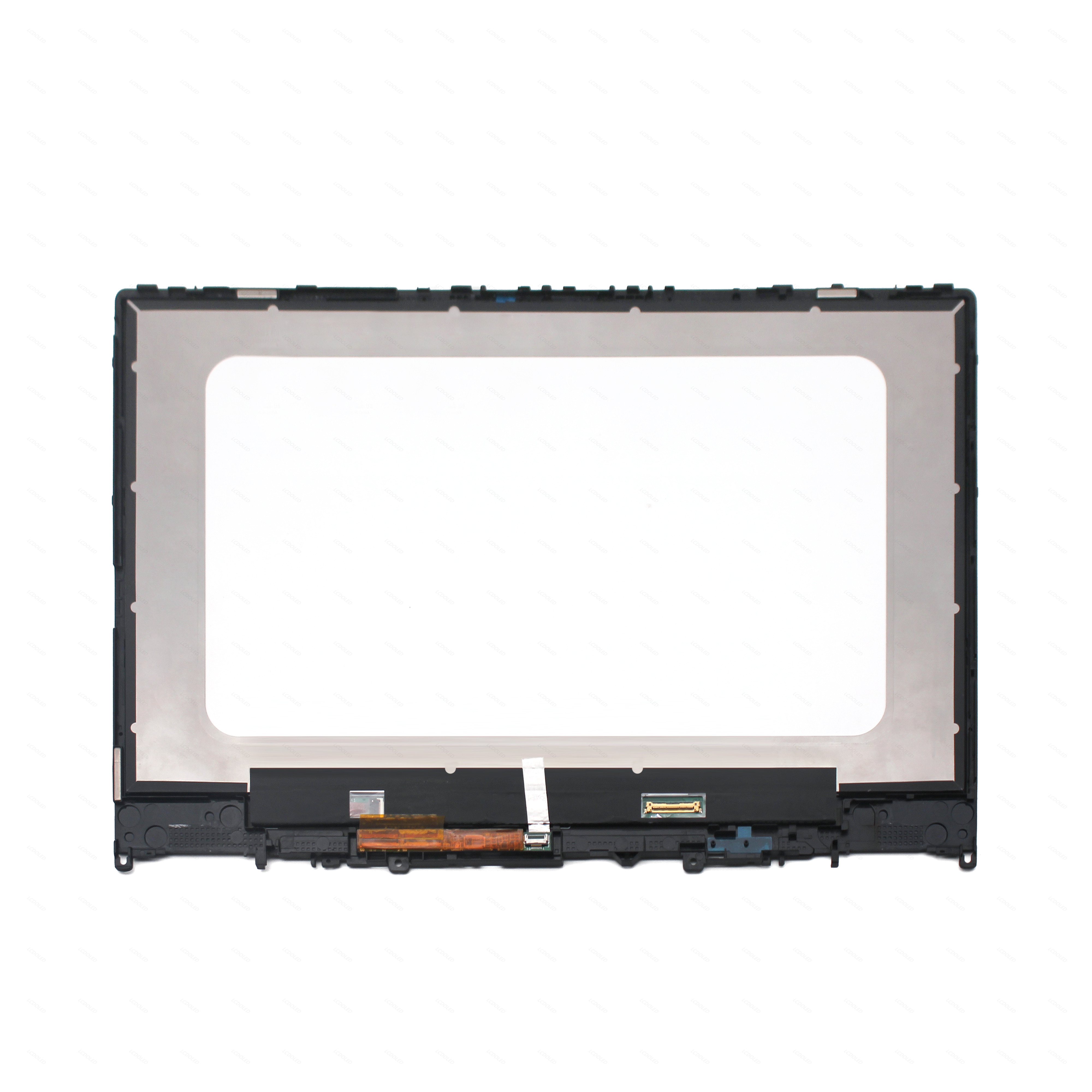 For Lenovo Yoga 530 14IKB 530 14ARR NT140WHM N43 5D10M42866 LCD Panel Display Screen Touch Glass Digitizer Assembly with Frame-in Laptop LCD Screen from Computer & Office    1