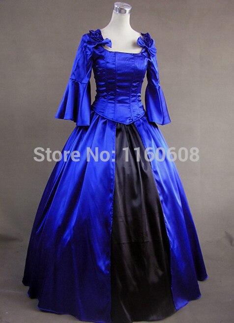 Popular Victorian Corset Dresses-Buy Cheap Victorian Corset ...