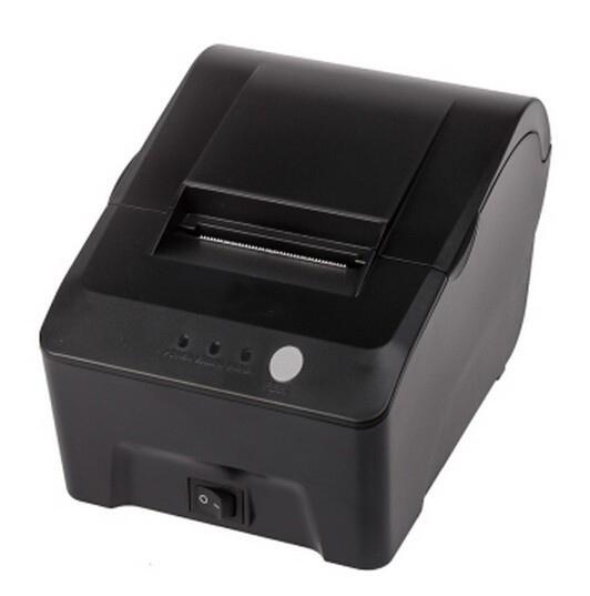 Pos impresora de recibos térmica 58mm impresora portátil usb 58E uso directo de impresión de papel térmico para el supermercado