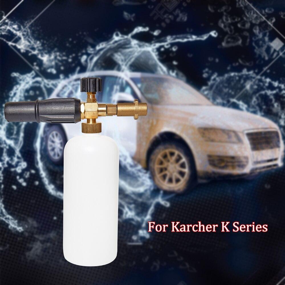 Image 2 - Snow Foam Lance,High Pressure,Foam Generator,For Karcher K Series K2 K3 K4 K5 K6 K7,Car Washer,Foam Gun-in Water Gun & Snow Foam Lance from Automobiles & Motorcycles