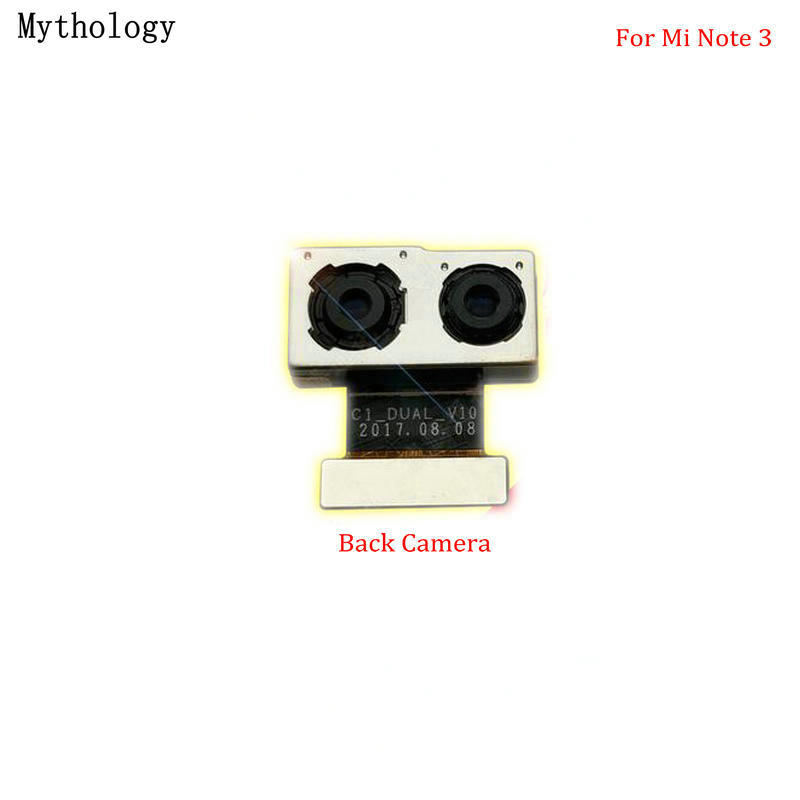 """Mythology For Xiaomi Mi Note 3 Big Back Camera Module 5.5""""Mobile Phone Dual Rear Camera Flex Cable Replacement"""