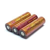 12 pçs/lote TrustFire IMR 18650 Bateria de Lítio 2000 V 3.7 mAh Baterias Recarregáveis Para O E-cigarro Lanterna LED