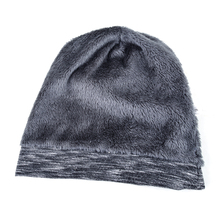 Casual Velvet Beanie Cap