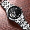 Часы RUIMAS мужские  классические  Роскошные  механические  деловые  повседневные  высококачественные  с NH38