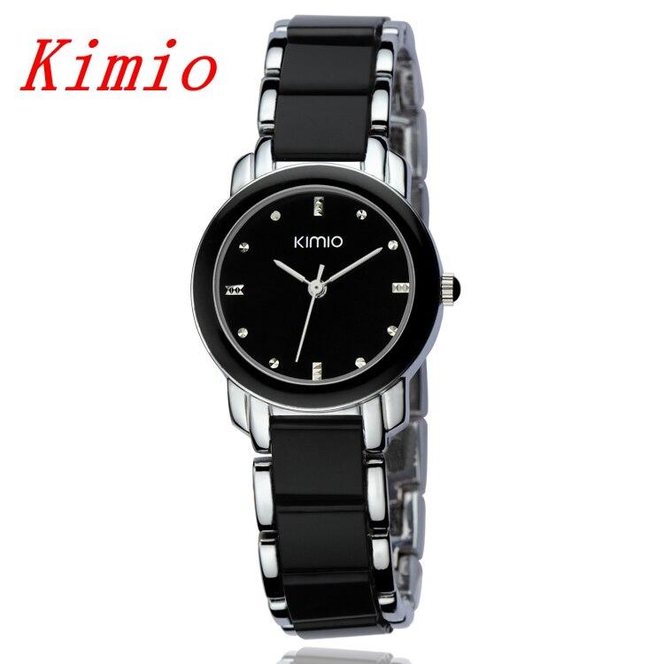 Famous Brand font b Watch b font KIMIO K445L Woman Fashion Dress font b Watch b
