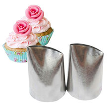 #874 Large Size Rose Icing Piping Nozzles Cake Cream Decoration Tips Pastry Tool