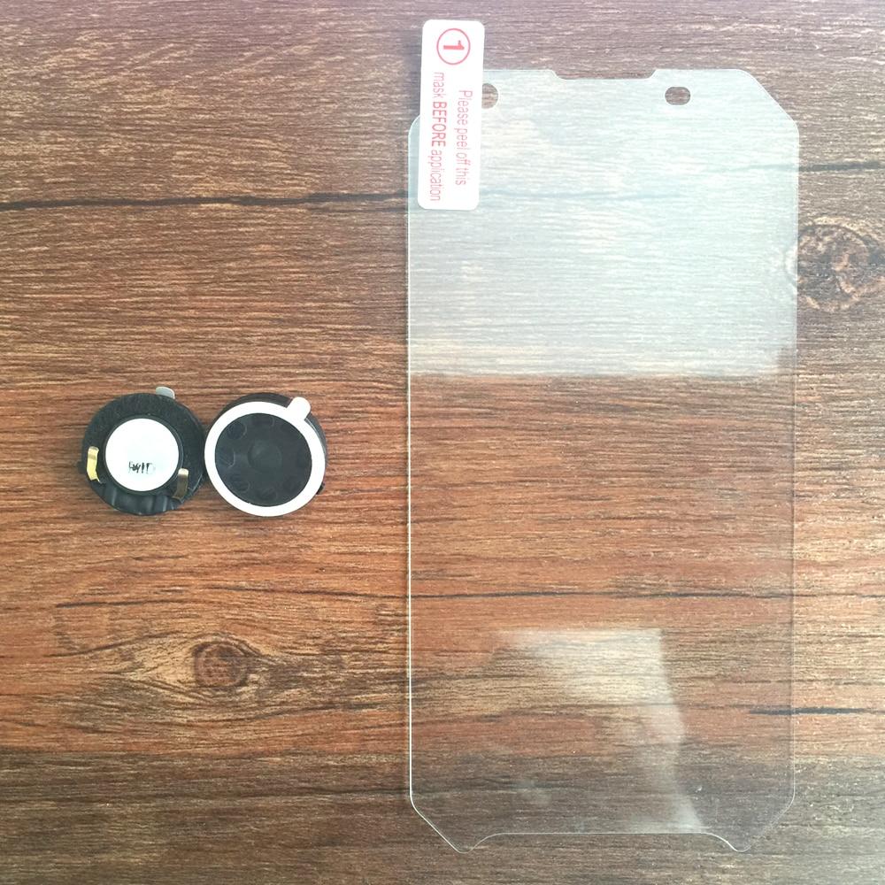 20*20mm Original For Cell Phone BV6000 BV6000S BV7000 BV7000 pro Loud Speaker Voice Buzzer Ringer With Tempered Glass