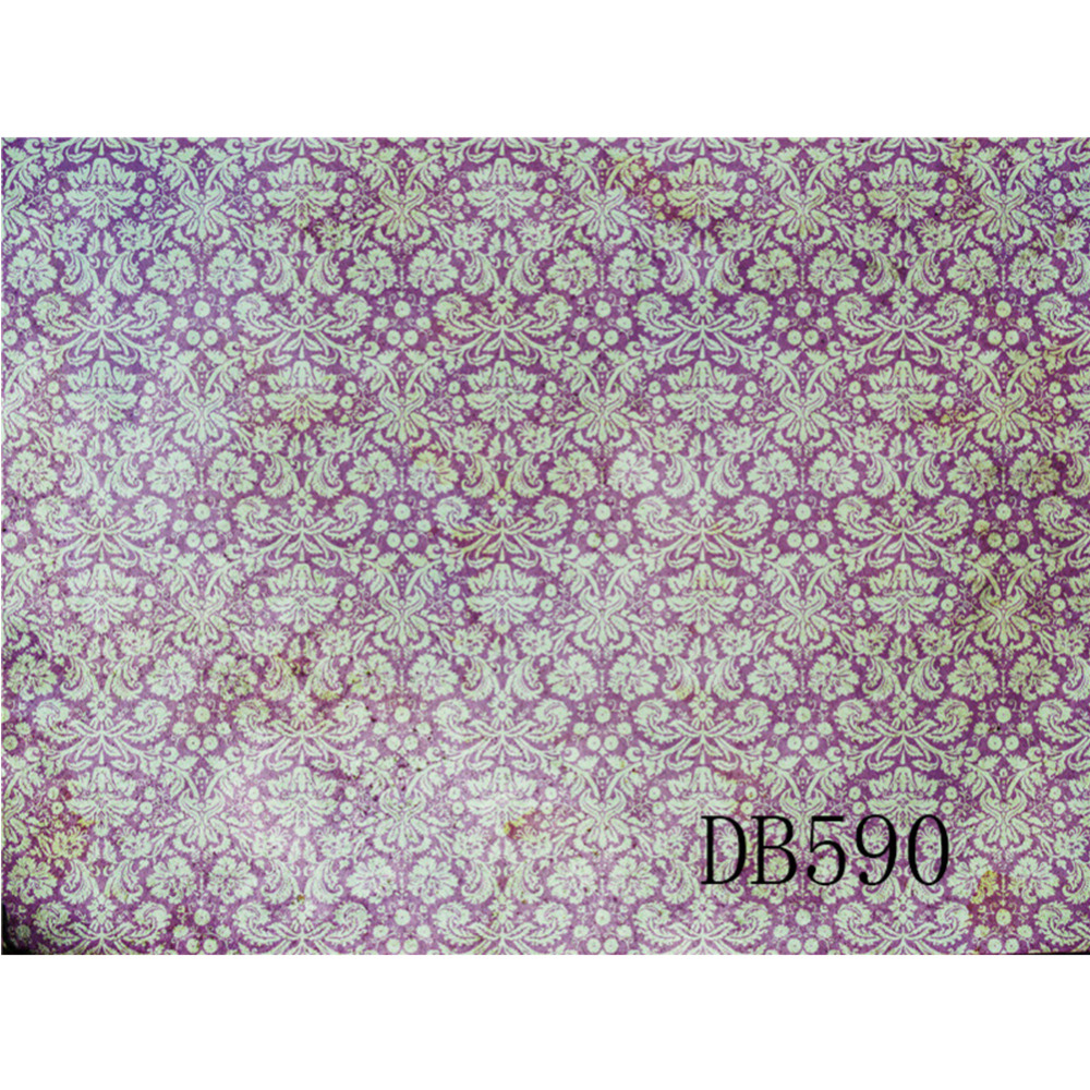Lb Polyester Amp Vinyl Ethnic Style Purple Bottom White